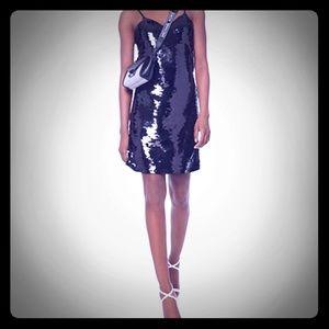 Michael Kors Dresses - Black sequined dress